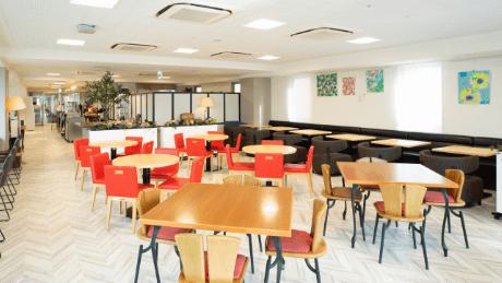 カフェレストラン ホルトガーデン